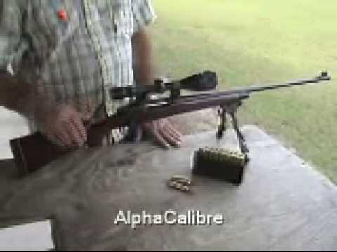 Cómo ajustar mira telescópica - Remington 700 BDL Cal. 7mm Remington Ultra Magnum
