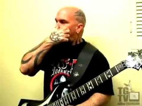 Kerry King Guitar Lesson - Riffs Of Doom
