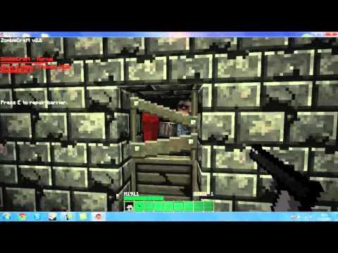 Minecraft: ZombieCraft [Nazi Zombies] Mod Spotlight 1.0.0