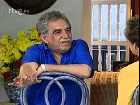 La vida según Gabriel García Márquez. Charla con Ana Cristina Navarro. RTV.es