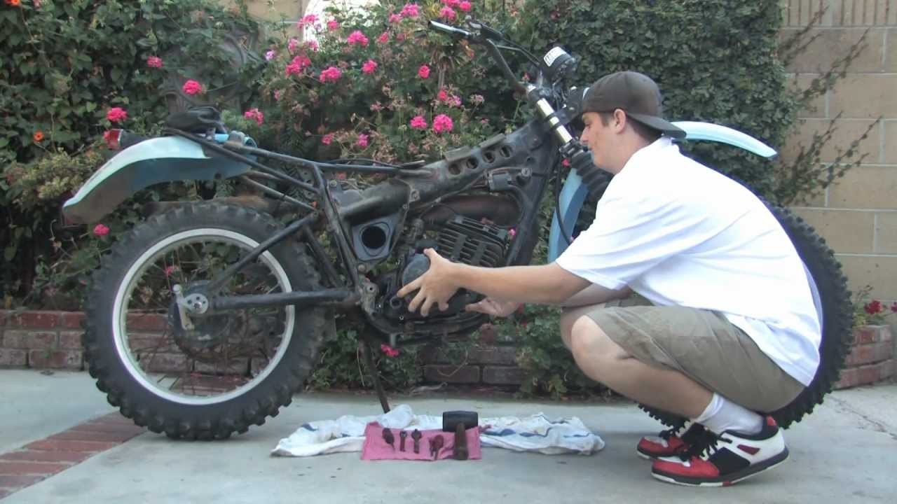 how to adjust a clutch on a yamaha 175