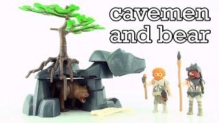 download lagu Playmobil Prehistoric Cavemen  Cave Bear 5103 - Playmobil gratis
