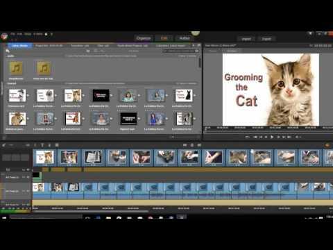 Create a Smart Movie in Pinnacle Studio 19