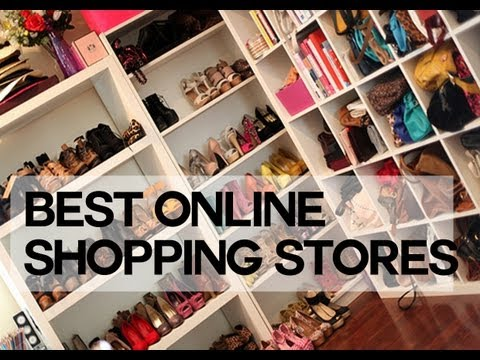 Best online clothing stores how to make do everything for Best online websites for shopping