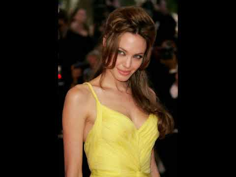 Angelina Jolie Slideshow Sexy Pictures!!!hot video
