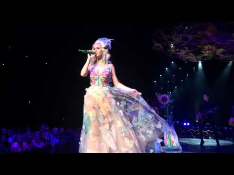 Katy Perry - Unconditionally - Prismatic World Tour  Madison Square Garden 07.07.14 video