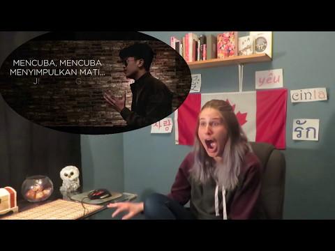 Haqiem Rusli-Tergantung Sepi Lyric MV Reaction