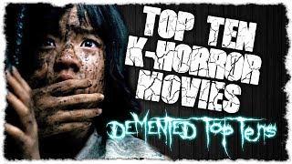 Top 10 Korean Horror Movies feat. Spooky Astronauts
