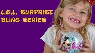 LOL Surprise Bling Series
