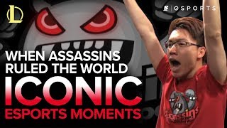 ICONIC Esports Moments: When Assassins Ruled the World - The Taipei Assassins at Worlds 2012 (LoL)