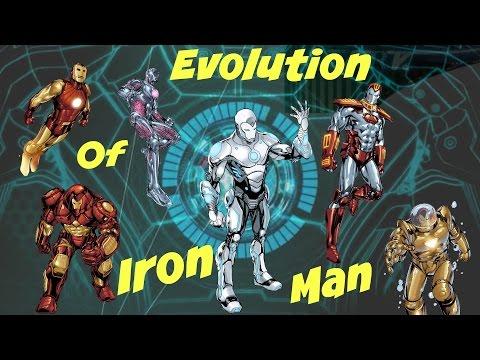 Костюмы железного человека | Armor of Iron Man