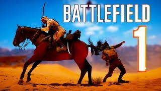 Battlefield 1 Beta - EPIC Moments #1