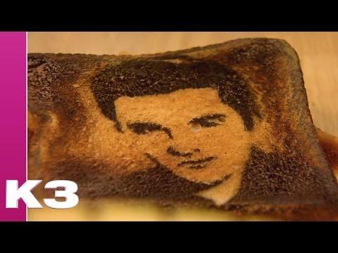 Hallo K3 - De toast (Aflevering)