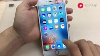 iPhone手机16G升级64G128G大容量硬盘,如此简单,全过程展示无风险