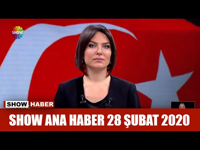 Show Ana Haber 28 Еubat 2020