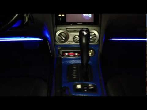 pulsing neon lights in car how to save money and do it. Black Bedroom Furniture Sets. Home Design Ideas
