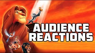 The Lion King 3D {SPOILERS} : Live Audience Reactions | September 16, 2011