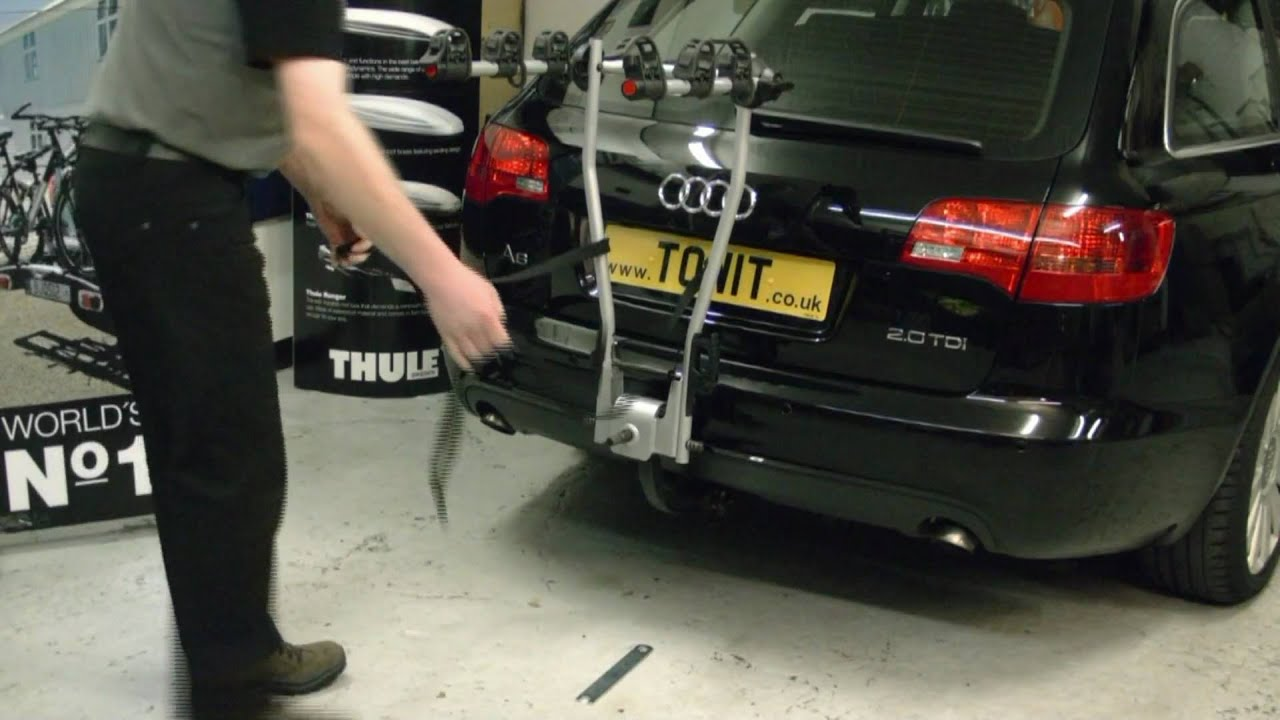 thule 972 cycle carrier youtube