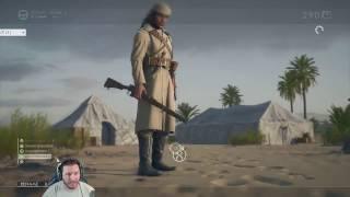 Battlefield 1: Turkey Day Special | Full MeatHead Lobby | EPIC!!!