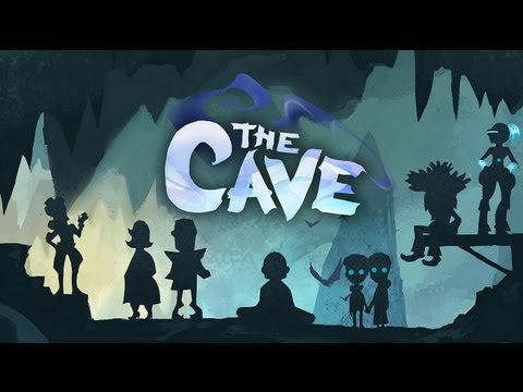The Cave - Gameplay Walkthrough Part 1 - STOP EATING CHIPS!! (Wii U/Xbox 360/PS3/PC HD)