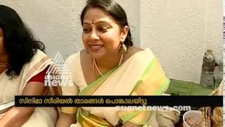 Attukal Pongala 2019 Serial and Cinema artists offer pongala