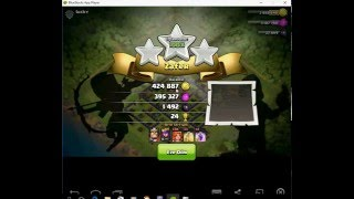 Clash of Clans - KB#10 Full valkyrie saldırısı