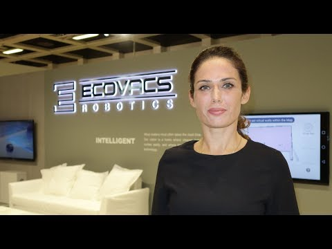 Ecovacs Auf Der IFA 2017 Mit DEEBOT OZMO 930