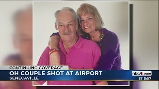 Ohio couple shot in Fort Lauderdale Airport shooting