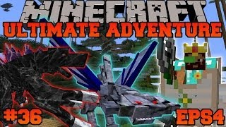 Minecraft: Ultimate Adventure - ENDER LORD BOSS! - EPS4 Ep. 36 - Let's Play Modded Survival