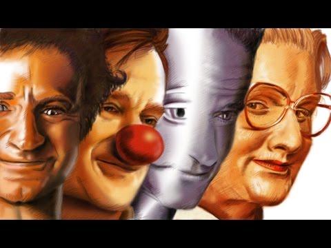 Robin Williams 1951-2014 speedpainting - tribute drawing