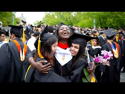 2018 Commencement: College of Arts, Sciences and Engineering Ceremony Highlights