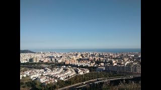 ON THE MOUNTAIN: See The City Of Malaga From 200m Of Altitude (NATURE TRAVEL) PART 3 OF 4 VIDEO