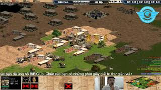 AOE || 4VS4 || BIBICLUB VS HÀ NỘI 14/7/2017