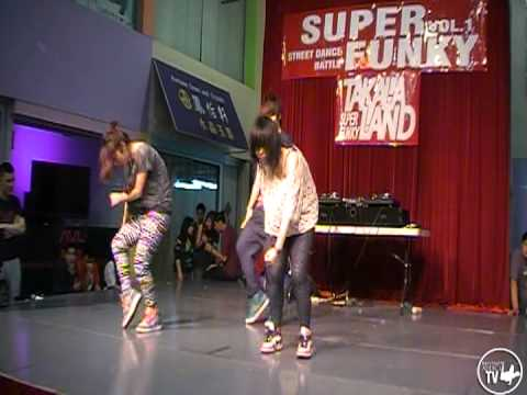 Super Funky Group Competition: Takala Land Original | Rhythm Addict TV
