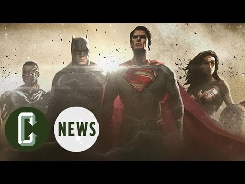 Justice League - Zack Snyder and Ben Affleck on How the Tone is from Batman v Superman