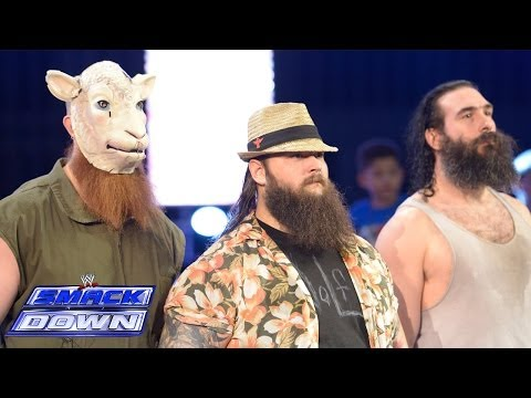 Cody Rhodes, Goldust & CM Punk vs. The Shield - Six Man Tag Team Match: SmackDown, November 29, 2013