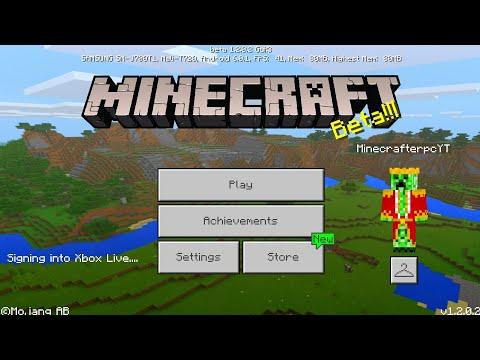 Minecraft PE 1.2 | MCPE 1.2 BETA BUILD 1 RELEASED!! + GAMEPLAY!! (Pocket Edition)