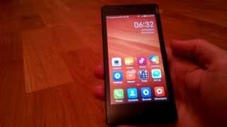 Инструкция по перепрошивке Xiaomi Red Rice(Hongmi)