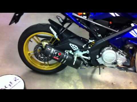 Yzf R125 Mods Yamaha Yzf R125 With Devil