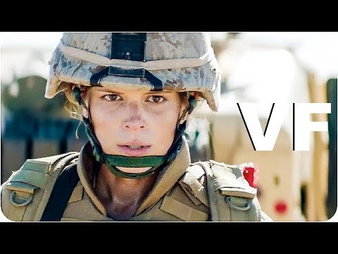 MEGAN LEAVEY Bande Annonce VF (2017) streaming vf