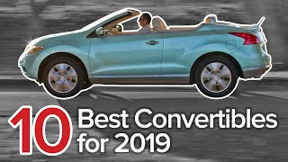 Top 10 Best Convertibles for 2019: The Short List