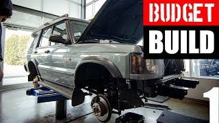 $5000 4X4 BUDGET BUILD!!! How Much To Buy A Land Rover...