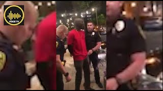 Watch: What Happens As US Police Arrest Wrong Black Guy