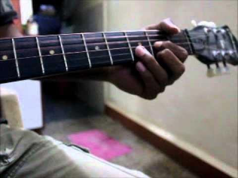 Baatein kuch ankahi si (shayad yahi hai pyar) acoustic guitar...
