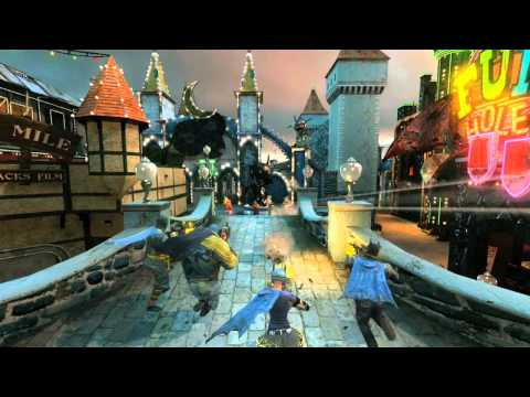 YogTrailers - Gotham City Impostors E3 Trailer 2011