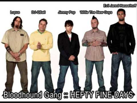 bloodhound gang vagina with lyrics