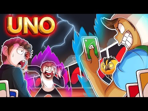 WHAT JUST HAPPENED? - Uno Funny Moments