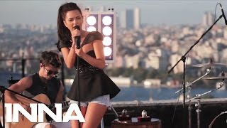 Клип INNA - Party Never Ends (live)
