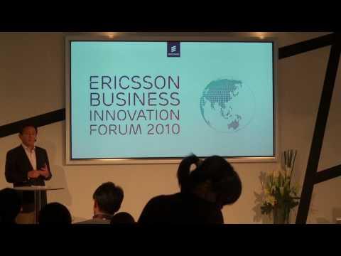 'EBIF 2010' DR. Fan Gang's Speech