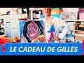 TPMP - Gilles Verdez : Les coulisses de son cadeau pour l'anniversaire de Cyril Hanouna !